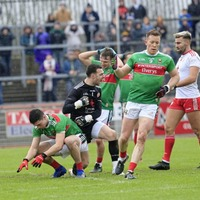 Rory Beggan is a class apart says Tyrone goalkeeper Niall Morgan