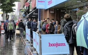 Growing Mexican burrito chain Boojum reports £250k pre-tax loss