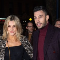 Giovanni Pernice and Ashley Roberts among stars celebrating Valentine's Day