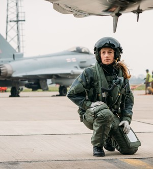 RAF challenges stereotypes of women with new advertisement on Channel 4