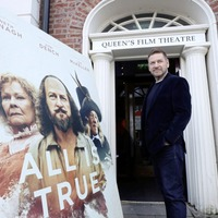 Sir Kenneth Branagh on All Is True and shooting Artemis Fowl in Ireland