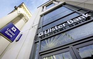 Ulster Bank boss admits: 'dark days of financial crisis are behind us'