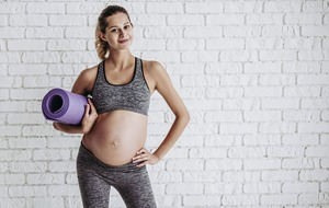 Expecting and exercise: Five common pregnancy 'myths' around diet and keeping fit