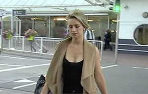 Drug mule Michaella McCollum gets payout over intimate photograph