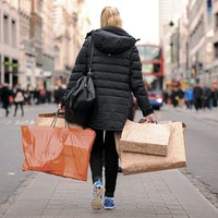 Retail sales return to growth as shoppers took advantage of January bargains
