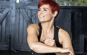 20 questions on health and fitness: Lisa Barwise on kettlebells, kickboxing and kaizen