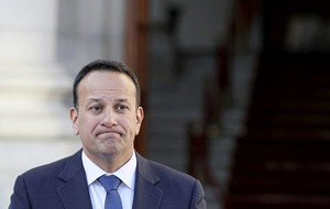 Varadkar: EU solidarity with Ireland will not falter on the Brexit border backstop