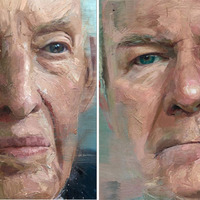 New Martin McGuinness and Ian Paisley portraits unveiled