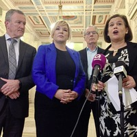 Sinn Féin brands latest talks to resolve Stormont impasse 'a sham'