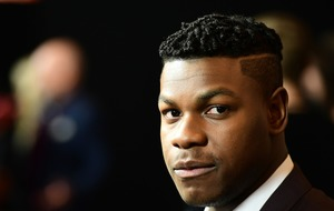 John Boyega wishes 'force be with you' to fans as filming wraps on Star Wars