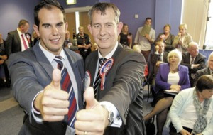 DUP's Luke Poots to quit politics