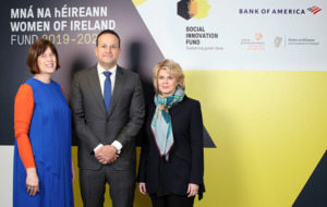 Taoiseach Leo Varadkar hails new fund to help disadvantaged women into employment
