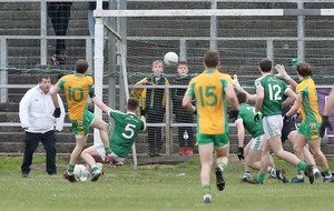 Corofin's perfect mix too much for gutsy Gaoth Dobhair