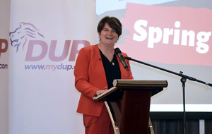 DUP election slogan at the centre of online STD joke