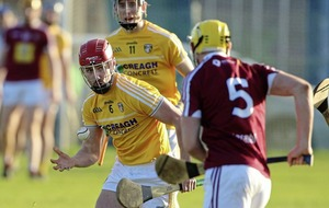 Antrim hurling manager Neal Peden disappointed by defeat to Westmeath