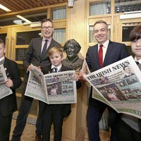 St Columb's young readers continue literary tradition