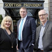 Two new tech firms set up in Belfast's Scottish Provident Building
