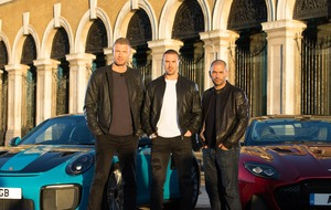 Top Gear's new presenter Freddie Flintoff unfazed by pressure of joining show