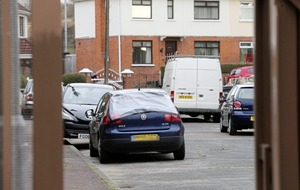 Nuns' car damaged in attack from nationalist side of Belfast interface
