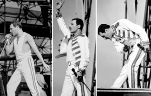 When Queen headlined Slane - your memories of that day in July 1986