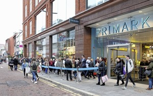 Woman who allegedly urinated in Primark changing rooms `committed to remaining sober'