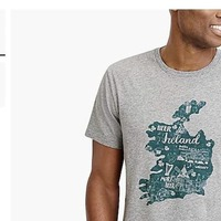 American clothing company removes controversial St Patrick's Day t-shirt from sale