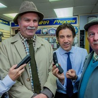 First look at Martin Compston in Still Game ahead of show's final series