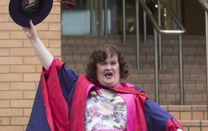 Susan Boyle eliminated in America's Got Talent: The Champions final