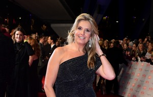 Penny Lancaster: I hope to return to the police with a baton