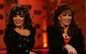 Dame Joan and Jackie Collins TV drama is on its way