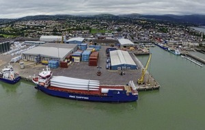 Warrenpoint Port handles record tonnage and £6.5 billion worth of goods