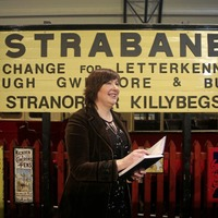 Tyrone poet Deirdre Cartmill on taking to the railways as roaming writer in residence