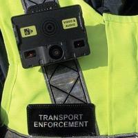 DVA enforcement officers begin to use body worn video cameras