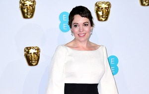 Olivia Colman hopes to be the favourite in race for Oscars glory
