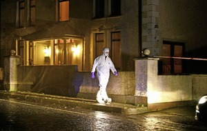 Senior loyalist shot dead at home was awaiting blackmail trial
