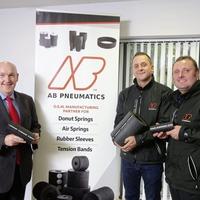 Global brand Dunlop partners Moira business