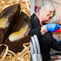 'Mooove over Cadbury's': Chocolatier makes vegan cream egg available for Easter