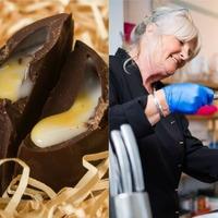 'Mooove over Cadbury's': Chocolatier makes vegan cream egg available for Easter