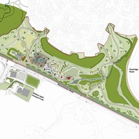 Planning permission granted for new public park in Colin Neighbourhood
