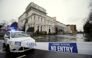Charges dropped against Regency Hotel murder accused Patrick Hutch