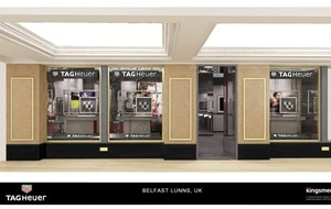 Swiss watchmaker TAG Heuer to open £400k Belfast boutique