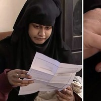 Islamic State bride Shamima Begum wears Claddagh ring in TV interview