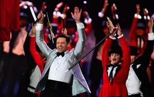 Brits 2019: Fans blown away by Hugh Jackman's opening performance