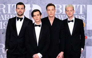 The 1975's Matty Healy takes aim at misogyny in the music industry during Brits