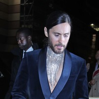 Jared Leto, Emeli Sande and Liam Payne pictured arriving at Brits after-party