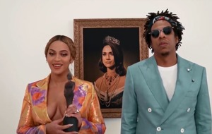 Beyonce and Jay-Z sneak Meghan Markle into Brit Awards