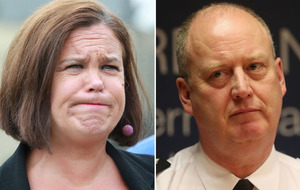 Policing Board seeks legal advice following Mary Lou McDonald remarks on PSNI chief constable