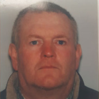 First photograph released of murdered loyalist David Murphy