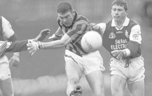 Back in the day - Rugged Crossmaglen win through to Croke decider - The Irish News, Feb 22 1999