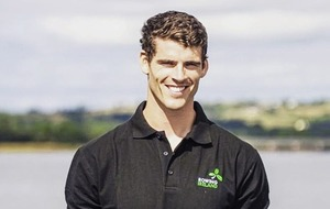 Elite rower Dr Philip Doyle on consuming more than 6,000 calories a day